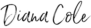 Diana Cole Script Logo