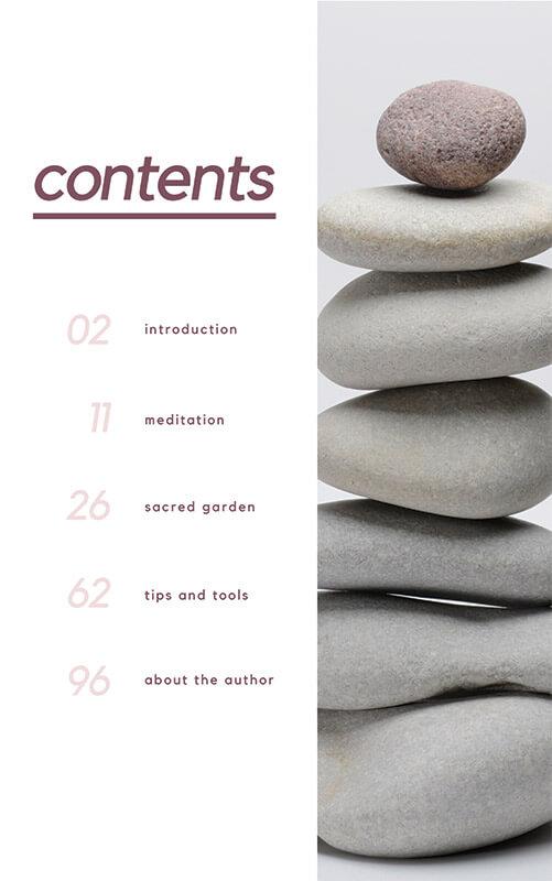 Spirit Guide Meditations Ebook Content