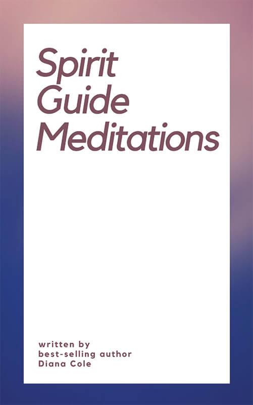 Spirit Guide Meditations Ebook Cover